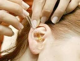 Борна кислота для лікування вуха - фото