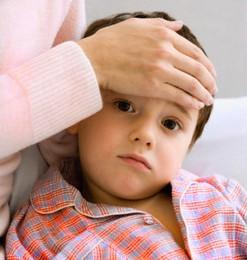 температура у дитини - фото