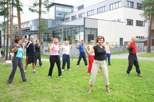 фізичні вправи від тиску - фото